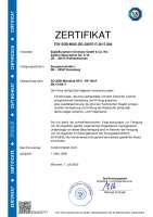 DIN EN ISO 3834-2 (certification  welding)