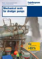 Leaflet Mechanical seals for dredger pumps