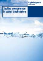 Brochure Sealing competence in water applications