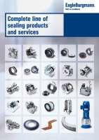 Leaflet EagleBurgmann product program