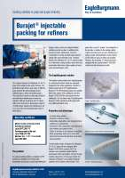 Solution: Burajet injectable packing for refiners